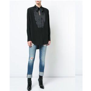 rag & bone • dre distressed jeans